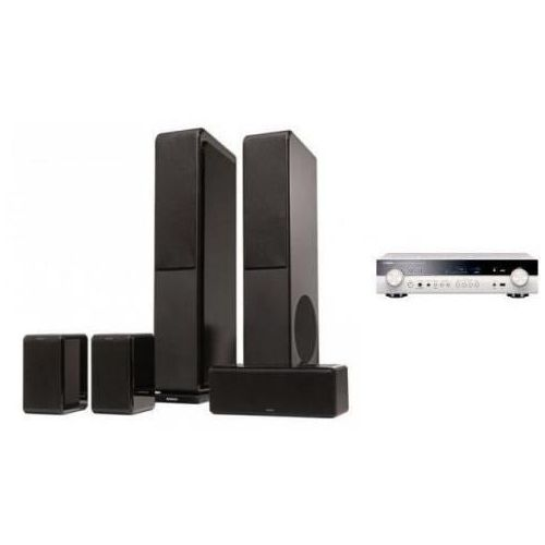 rx-s602 + audio pro avanto ash - zobacz nasze 5 tys zestawów marki Yamaha