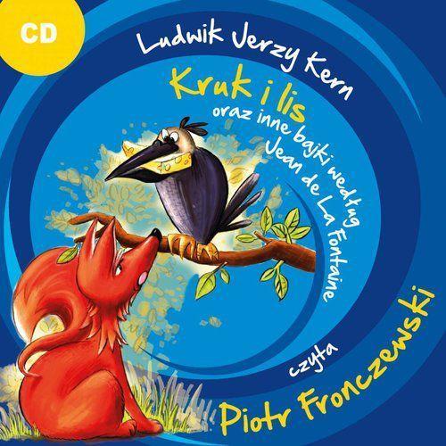 Kruk i lis oraz inne bajki według Jean de La Fontaine - Ludwik Jerzy Kern (MP3) (9788363764524)