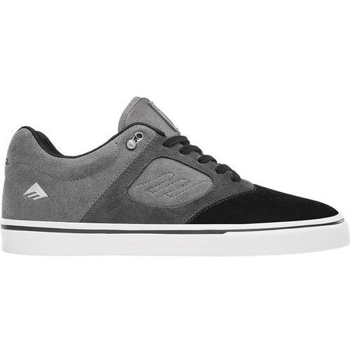 buty EMERICA - Reynolds 3 G6 Vulc Black/Dark Grey/Grey (561) rozmiar: 44