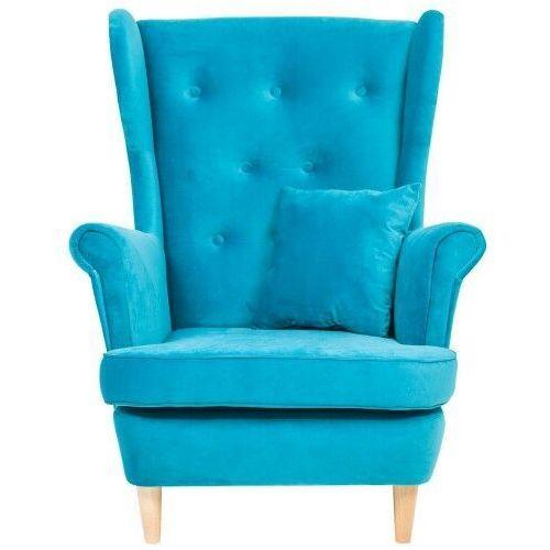 Fotel uszak 3 - 18 kolorów marki Meblemwm