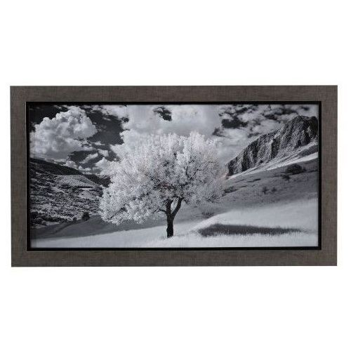 obraz tree 70x35, 70 × 35 marki Dekoria