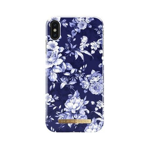 Ideal fashion case iphone xs max (sailor blue bloom) (7340168703874)