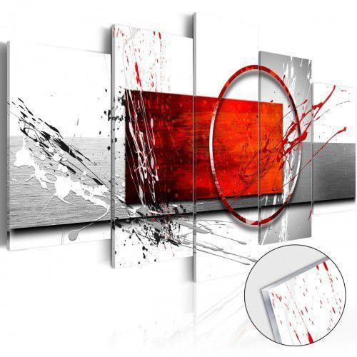 Obraz na szkle akrylowym - Zimowa ekspresja [Glass], A0-Acrylglasbild183 (7739376)
