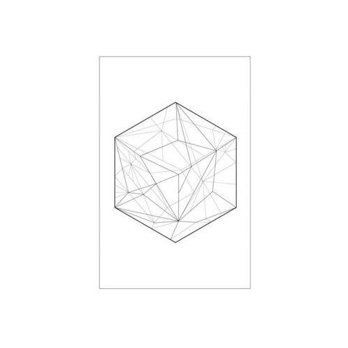Obraz na pilśni figura geometryczna 50 x 70 cm marki Consalnet