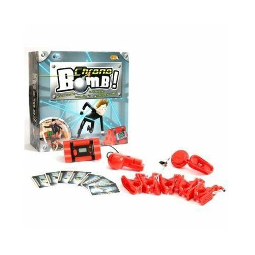Chrono bomb, wyścig z czasem zabawka interaktywna marki Epee