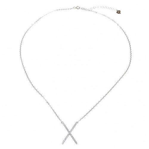 Saxo Biżuteria damska ze srebra naszyjnik srebrny sł.034.01