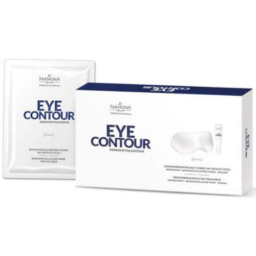 Farmona eye contour dermoodbudowujący zabieg na okolice oczu