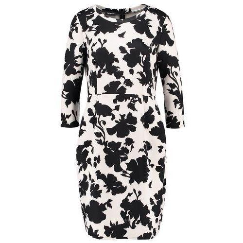 Sukienka z materiału scuba (4049597824169)