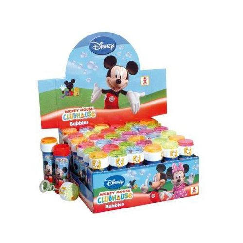 Bańki mydlane 60ml.Mickey 5410021 (8007315410021)