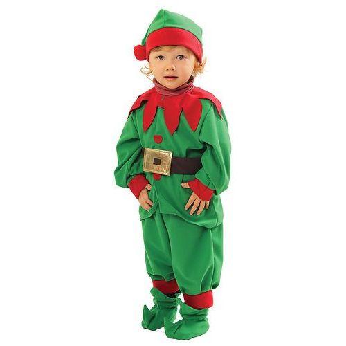 Strój elf- mały pomocnik mikołaja 122/128 marki Gama ewa kraszek