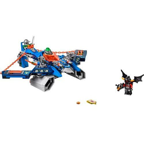 LEGO NEXO KNIGHTS, Myśliwiec V2 Aarona, 70320