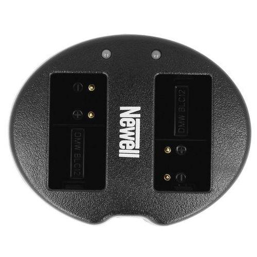 Newell Ładowarka sdc-usb do akumulatorów dmw-blc12 (5901891108422)