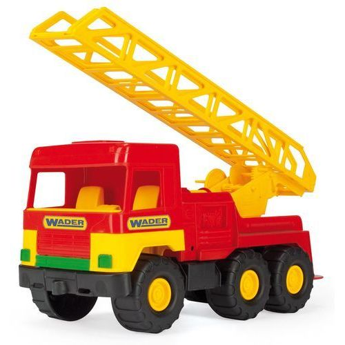 Wader quality toys Middle truck dźwig wader 32001- #a1