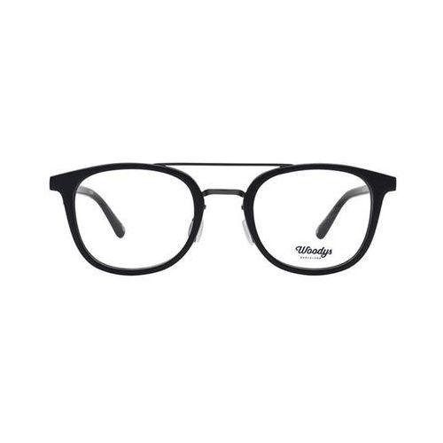 Woodys barcelona Okulary korekcyjne wolf 01