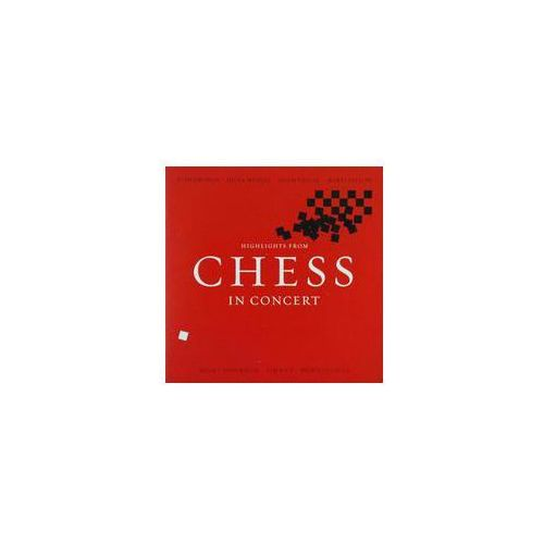 Chess In Concert - 1cd -
