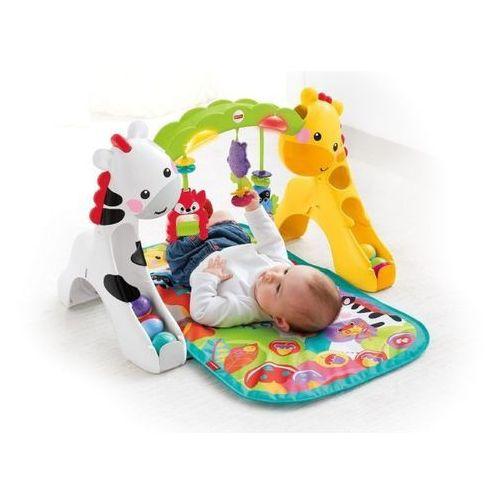 Zabawka fisher price przyrząd gimnastyczny 3 w 1 + darmowy transport! marki Mattel