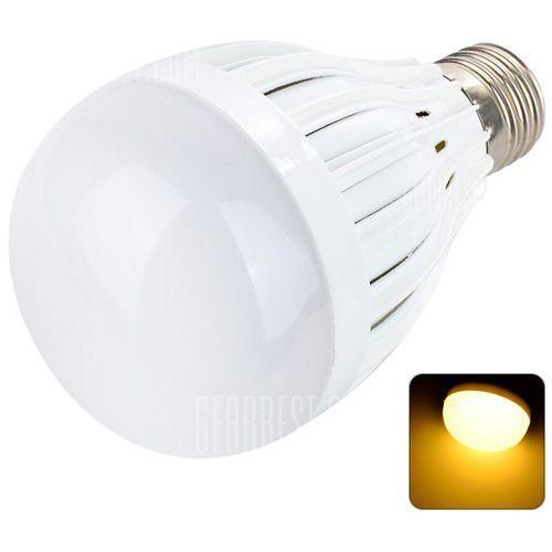 Gearbest Youoklight e27 3w warm white smd 5730 6 - led plastic bulb light (300lm 3000k), kategoria: żarówki led