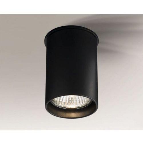 Arida tuba 1109/gu10/cz 9/6cm czarny marki Shilo