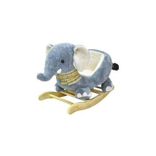 Słoń na biegunach pluszowy marki Bino