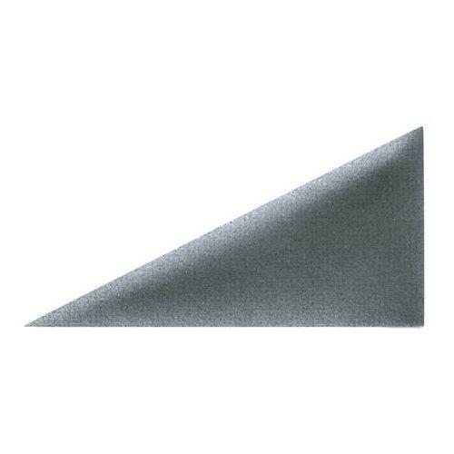 Panel ścienny tapicerowany mollis trójkąty 15 x 30 cm ciemnoszary p 2 szt. marki Stegu