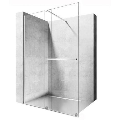 Ścianka prysznicowa rozsuwana 120 cm Cortis Rea UZYSKAJ 5 % RABATU NA ZAKUP, REA-K7211