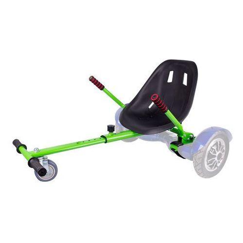 Windrunner Gokart do deskorolki elektrycznej elektroboardu funcart, zielony (8596084067050)