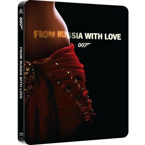 007 Pozdrowienia z Rosji (Steelbook) (BD)