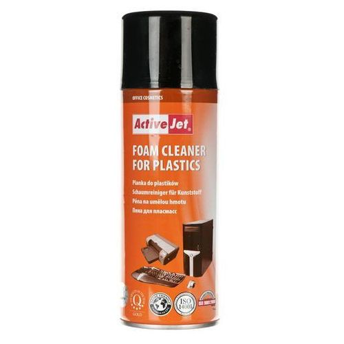 Activejet Pianka do plastiku aoc-100 400ml (5901452121501)