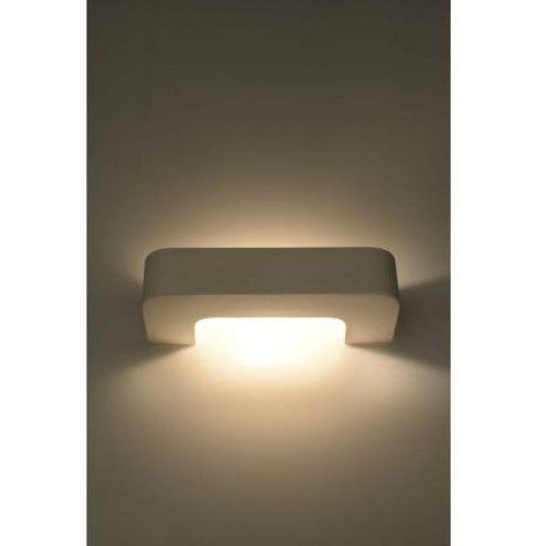 Magnet Kinkiet Sollux Lighting SL.0034 8cm biały