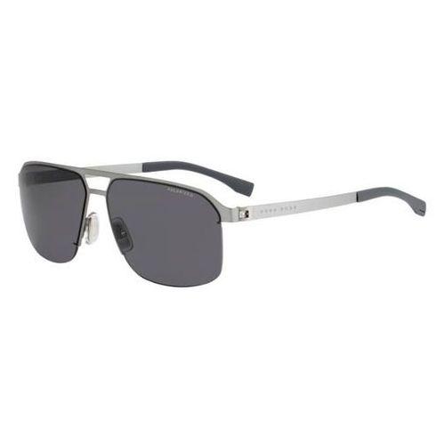 Boss by hugo boss Okulary słoneczne boss 0839/s polarized r81/3h