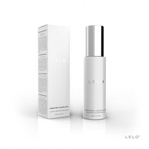 Spray antybakteryjny - Lelo Antibacterial Cleaning Spray 60 ml z kategorii Pozostałe zdrowie intymne