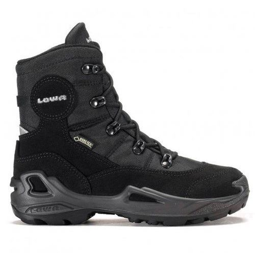 Nowe buty rufus iii gtx hi black/grey rozmiar 31/19,5cm marki Lowa