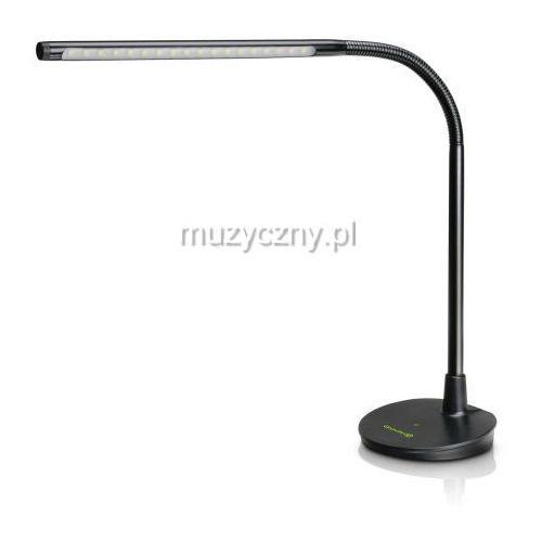 led pl pro b - led desktop & piano lamp usb black - lampka led (18led) wyprodukowany przez Gravity