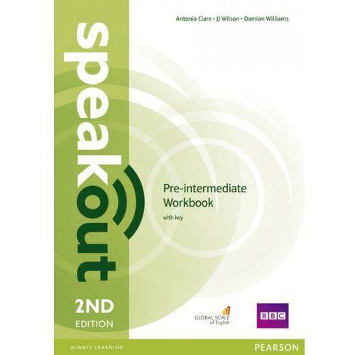 Speakout Pre-intermediate (9781292120164)