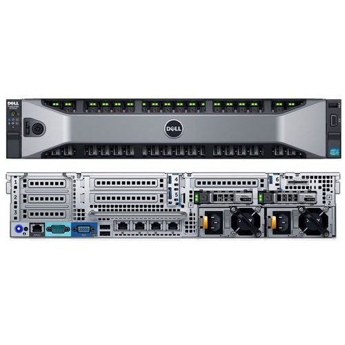 Serwer Dell PowerEdge R730 1x E5-2620 v4