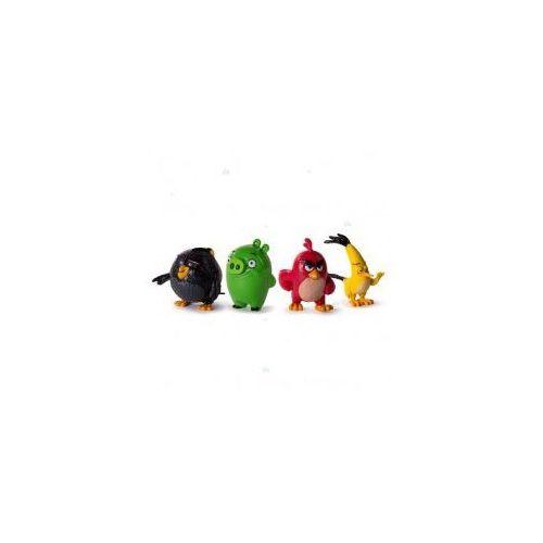 Spin master Angry birds - figurki kolekcjonerskie czteropak *