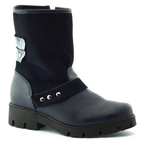 Buty zimowe dla dzieci Kornecki 06244, kolor niebieski