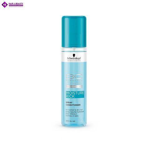 OKAZJA - Schwarzkopf bc bonacure moisture kick odżywka 200 ml dla kobiet (4045787238433)