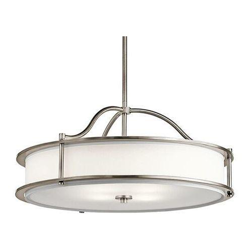 Lampa wisząca emory cynowana Ø 61 cm marki Elstead