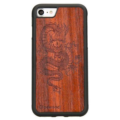 Iphone 7 czerwony smok marki Bewood