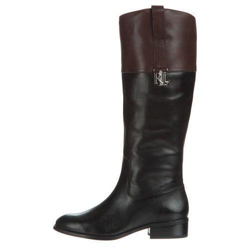 Polo Ralph Lauren Merrie Tall boots Czarny 36