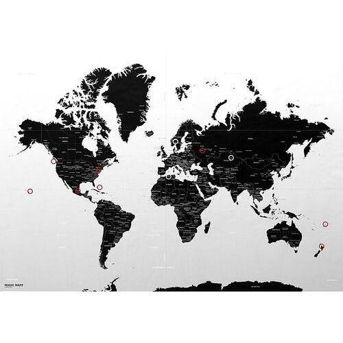 Palomar Dekoracja ścienna magic map 70 x 100 cm