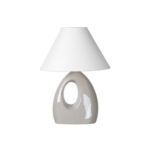 Lucide hoal lampa stołowa biały, 1-punktowy - nowoczesny - obszar wewnętrzny - hoal - czas dostawy: od 4-8 dni roboczych (5411212141767)