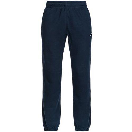 Spodnie Nike Club Cuff Pant-Swoosh 611459-473, kolor niebieski