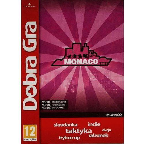 Monaco (PC). Najniższe ceny, najlepsze promocje w sklepach, opinie.