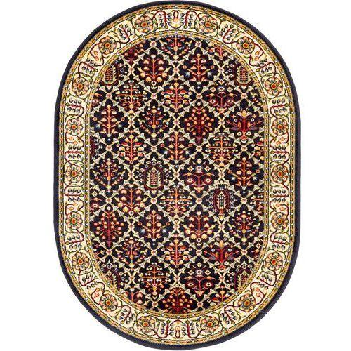 Dywan Agnella Standard Tamir Granat (owal) 120x170