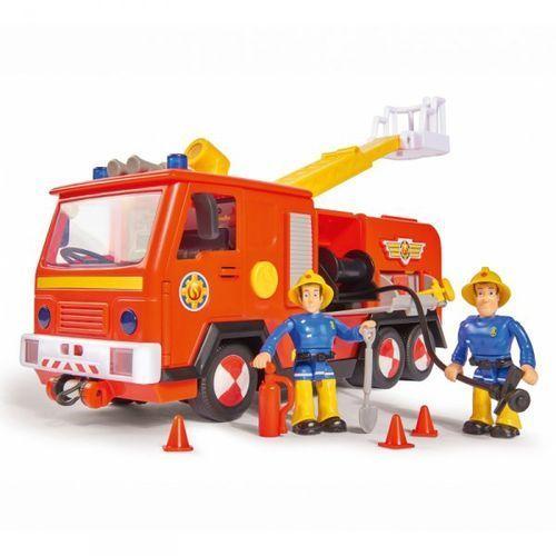 wóz strażacki jupiter strażak sam nowa wersja 2.0 marki Simba
