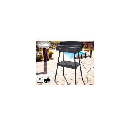 Grill beztłuszczowy elektryczny stojący balkonowy 2 marki Studio - OKAZJE