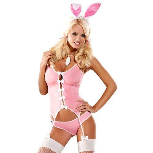 Kostium body króliczek Obsessive Bunny Suit Costume S/M