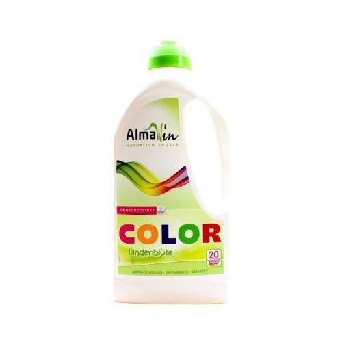 1,5l naturlich sauber płyn do prania kolorowych ubrań eco (20 prań) marki Almawin